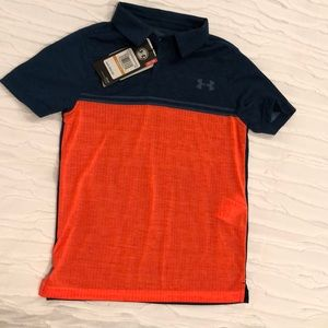 Under Armour youth golf shirt